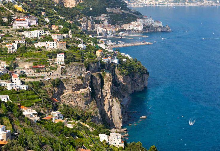 Monastero Santa Rosa – Amalfi Coast