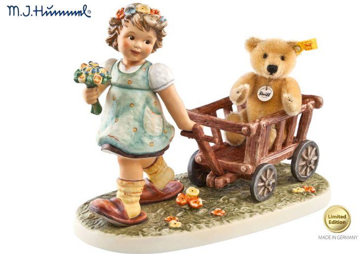 M.I. Hummel Tag Along Teddy