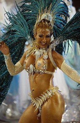 Samba schools kick off Carnivale / Valesca Popozuda / celebrations in São Paulo, Brasil.