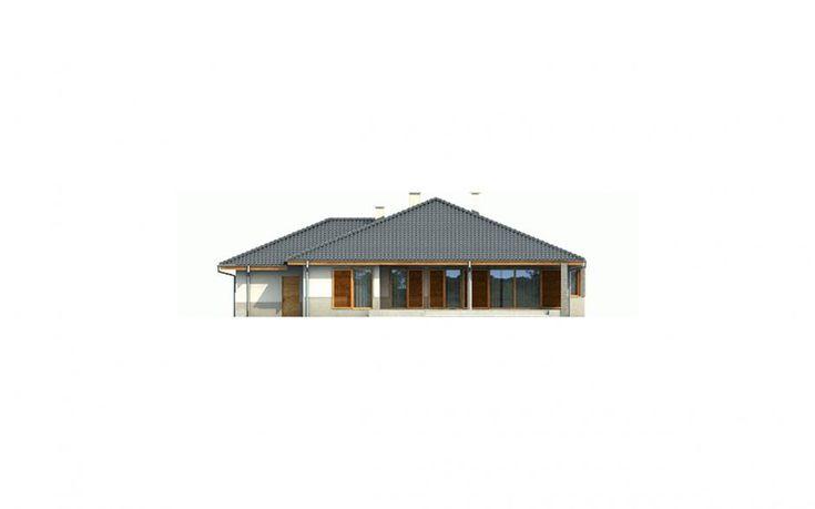 poze cu proiecte de case la parter Florenc III G1