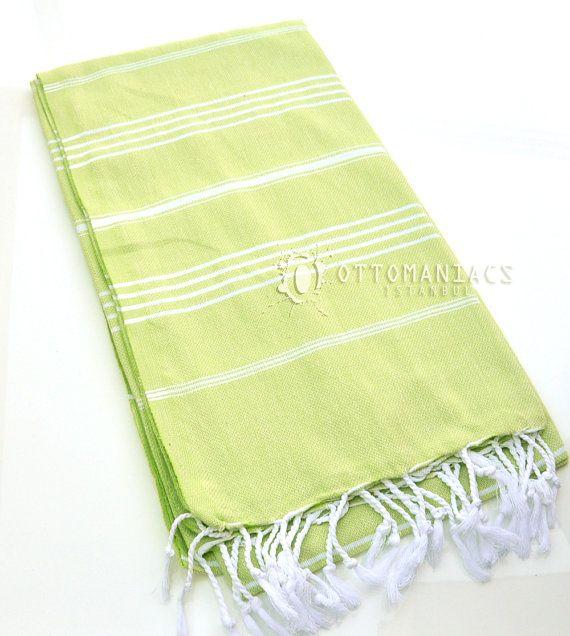 Linen Towel Bathroom Towel Sea Beach Towel Beach by Ottomaniacs, $20.95