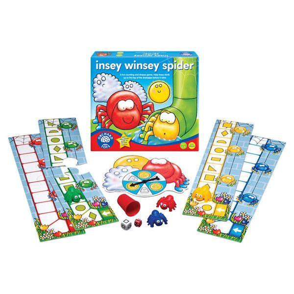 Orchard toys edderkoppe spil, prisvinder