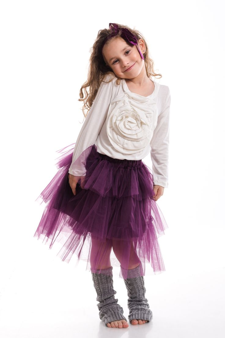 Kid fashion from Designers fro Kids, beautiful outfit for girls in love with fashion