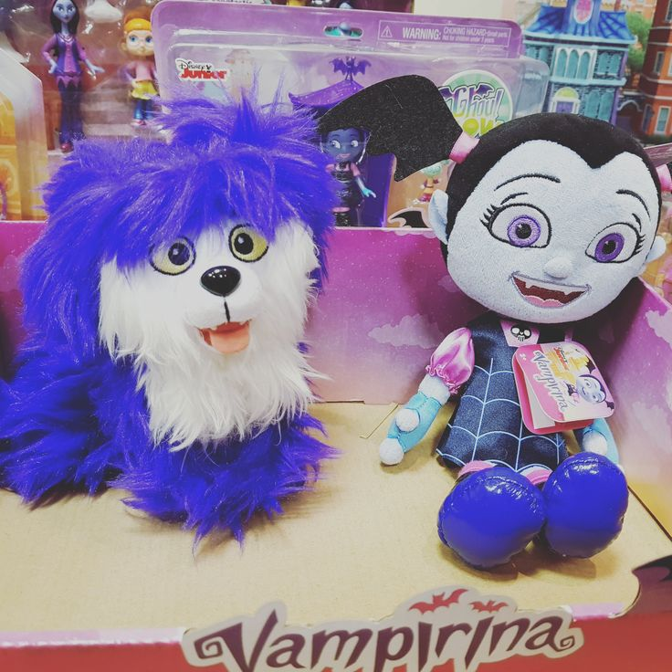 If your as big a Disney fan as myself then you would have watched Disney Junior's hit Tv show Vampirina. Yes I openly admit that I spend my evenings watching Disney channel programs once my s…