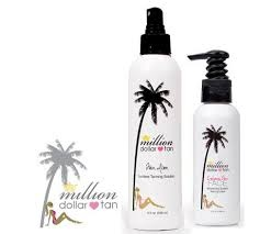 million dollar tan -Best tanning product...will never live without it..Love It!