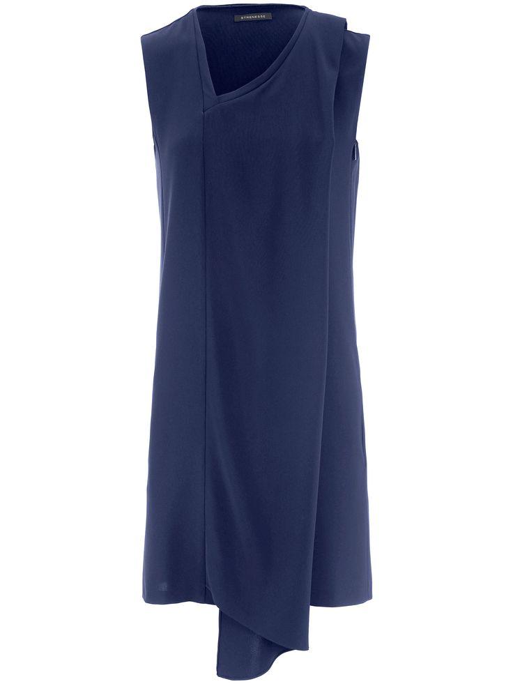 Strenesse Ärmelloses Kleid  blau