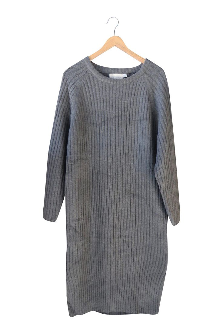 Warm Wishes Dress in Grey | ROOLEE