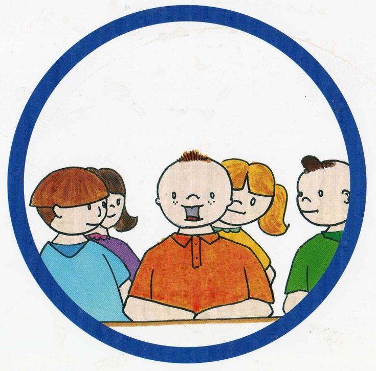 Ecouter ses camarades / affiche pour se rappeler son rôle d'écouteur