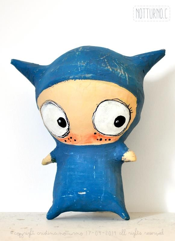 Gnappetta blu