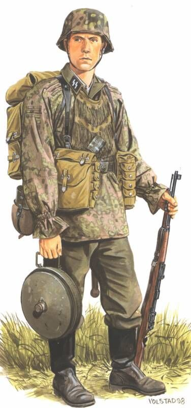 German combat engineers | WWII Airsoft Association