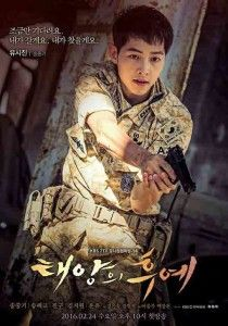 Biodata Pemain Descendants of the Sun