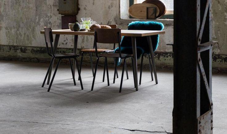 Table repas KAPAL 200 x 90 cm de DutchBone