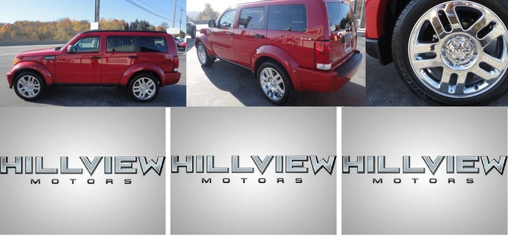 Take a look at our special on this 2011 Dodge Nitro Heat SUV!