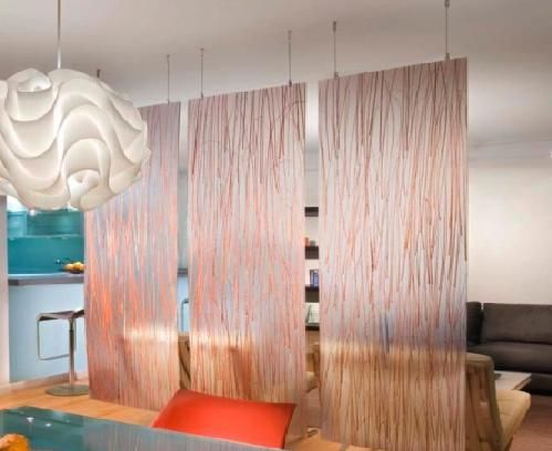 9 best wall divisor images on Pinterest | Room dividers, Arquitetura ...