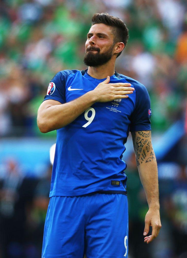 Olivier Giroud. France NT.
