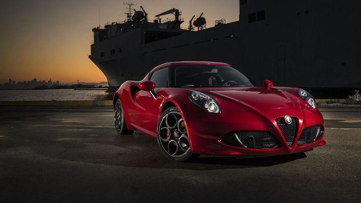 Alfa Romeo 4C Coupe: Price and Specs - Alfa Romeo USA