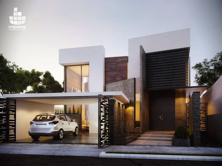 477 best Modern homes images on Pinterest Building, Contemporary - moderne huser 2015