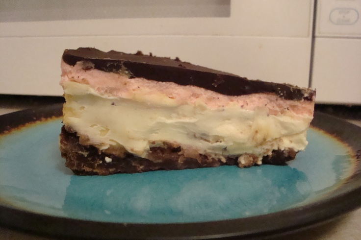 Naniamo Bar Cheesecake