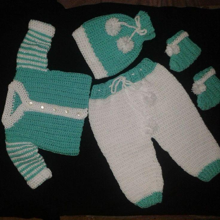 Ropa Tejida Crochet