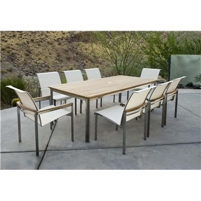 Best 25+ Contemporary outdoor dining tables ideas only on ...