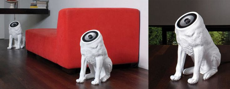 Woofer Speaker System... these are so cool.