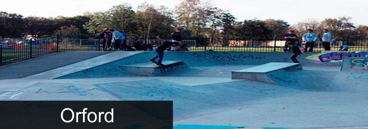 Orford Skatepark