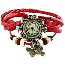 Xeno Butterfly Vintage Red Women's Analog Watch Amazon Bestsellers.Our most popular products based on sales. Updated hourly.Bestsellers in Watches...VISIT....  http://www.amazon.in/gp/bestsellers/watches/ref=sv_w_0