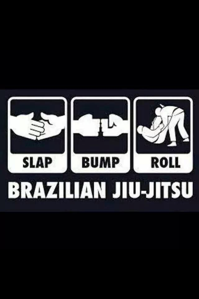 Slap. Bump. Roll.