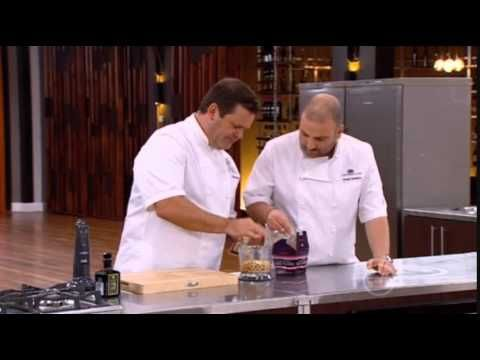 Masterchef Australia - Hummus Recipe
