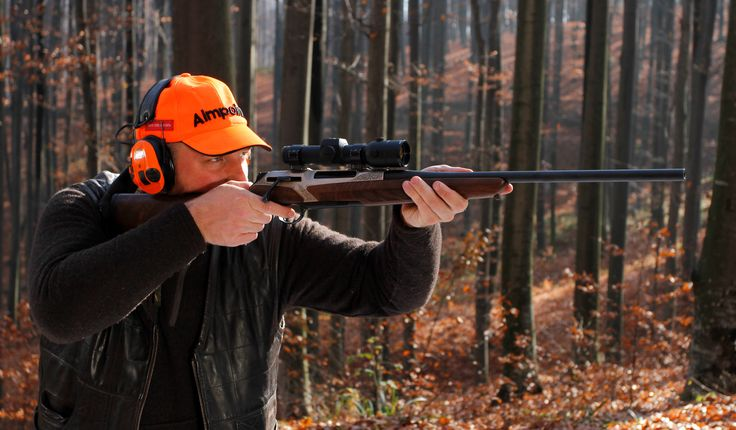 Using an Aimpoint Hunter for wild boar driven hunts - from the filming of Wild Boar Fever 5