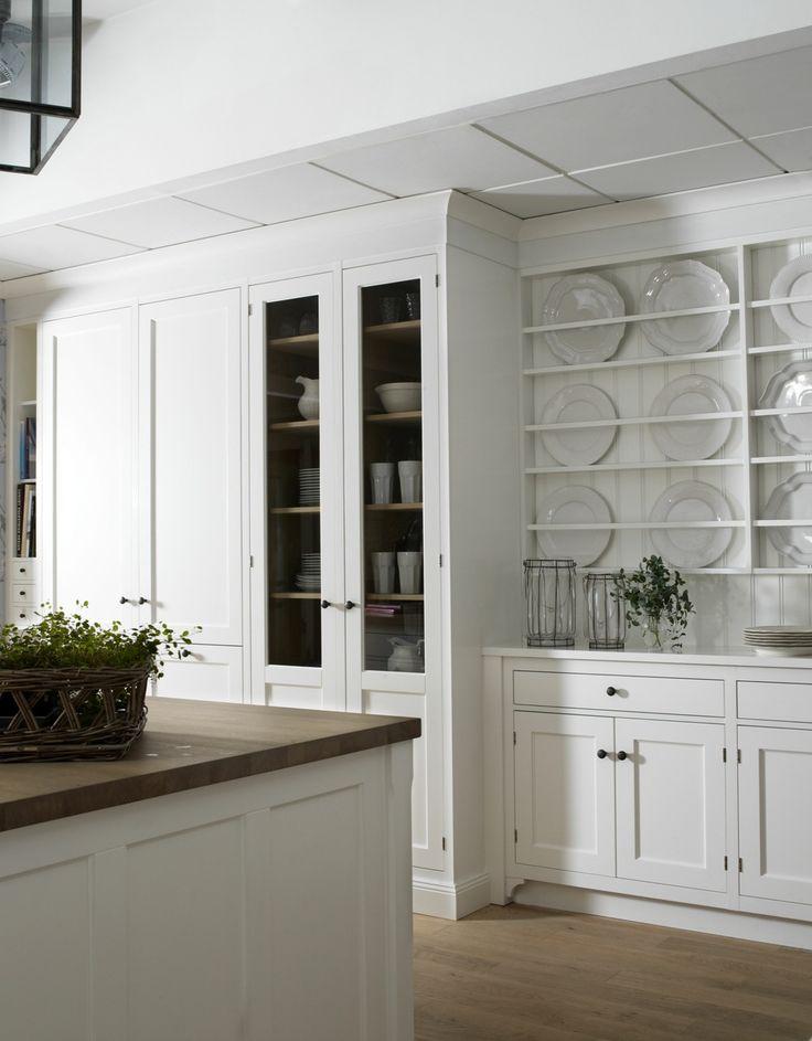Beautiful kitchen cabinetry. Kvänum kitchen