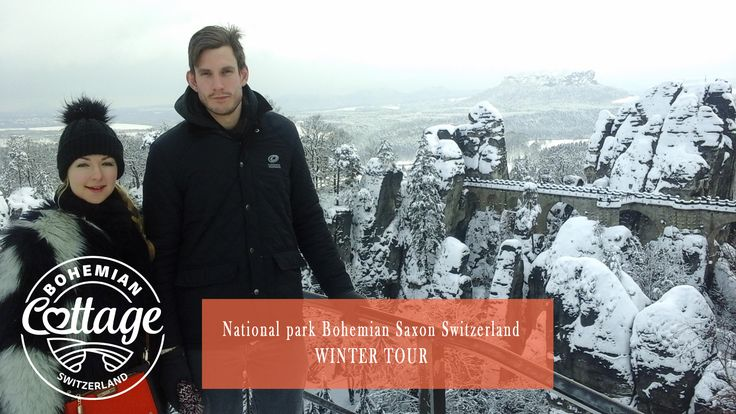 Daily winter tour from Prague to National park Bohemian Saxon Switzerland. See you soon Guide Ales