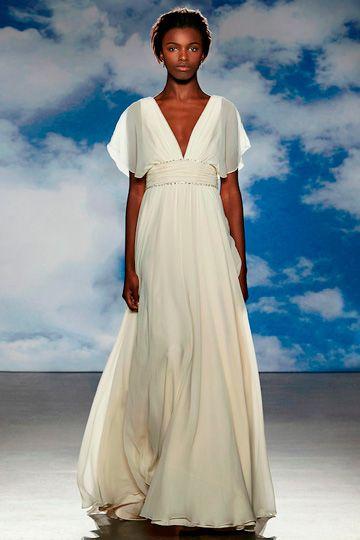 19 best Jenny Packham images on Pinterest | Short wedding gowns ...