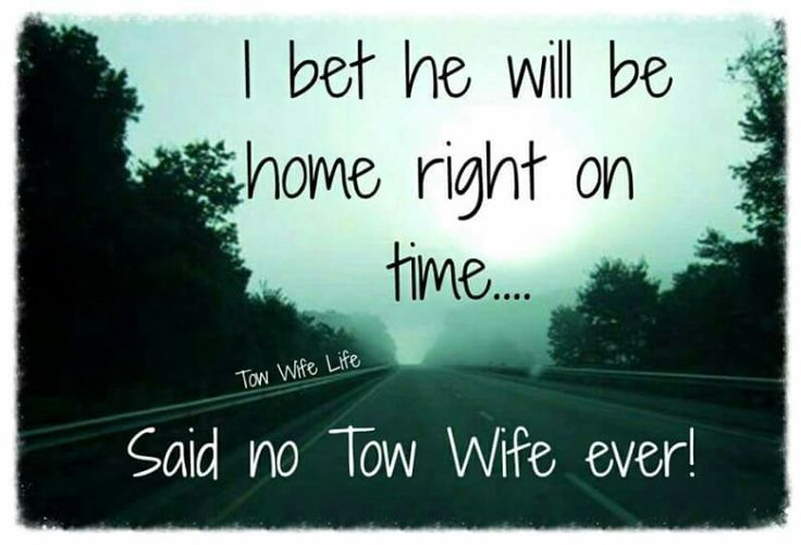 Tow wife