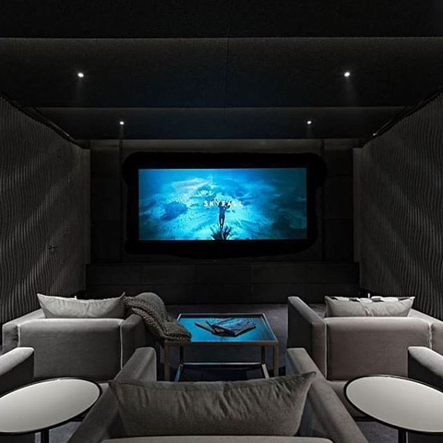 1000 Ideas About Theater Rooms On Pinterest