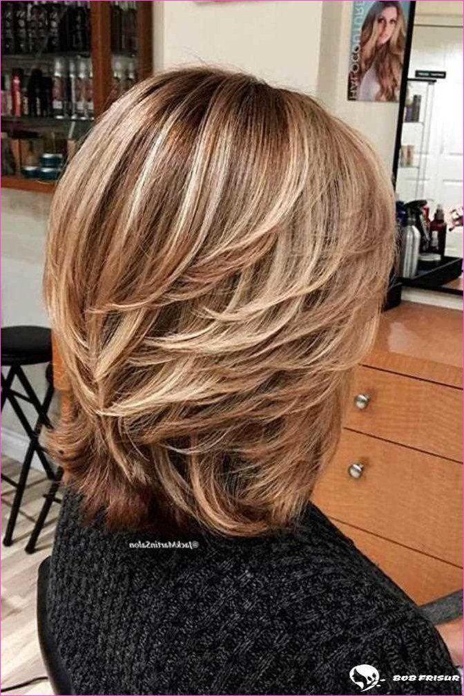 New Short Layered Hairstyles 2019 2020 Orta Uzunlukta Sac
