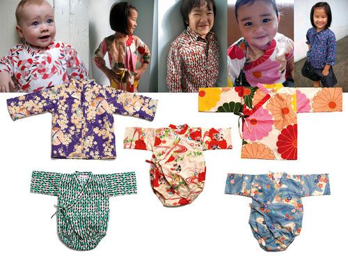cute Asian baby clothes