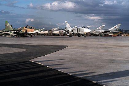 Минобороны России ответило на обвинения США в ошибочном ударе       Российская и сирийская авиация не наносили ни одного удара по указанным Соединенными Штатами районам в Сирии, заявили в Минобороны России. В ведомстве отметили, что 28 февраля представитель ВВС США сообщил российскому офицеру точные координаты расположения в данном районе поддерживаемых США боевиков оппозиционных сил.