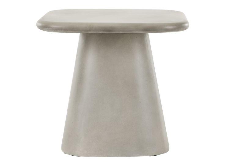 Kalaw Side Table, Concrete