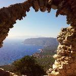 Monolithos Castle; Rhodes
