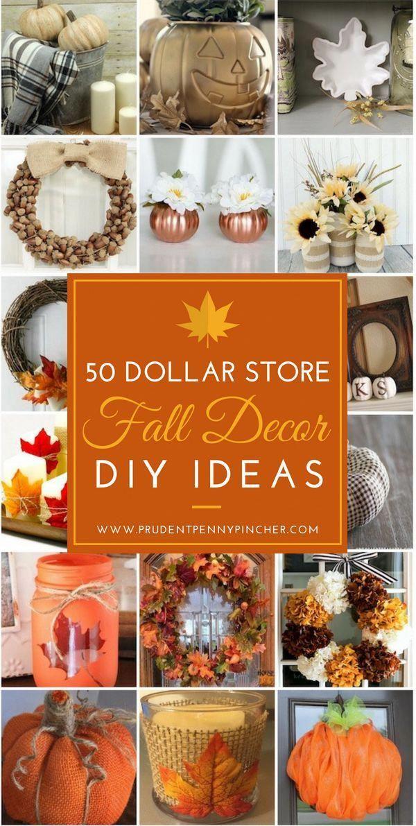 50 Greenback Retailer Fall Decor Concepts