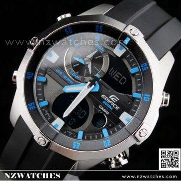 BUY Casio Edifice Moon data Thermometer Advanced Marine watch EMA-100-1AV, EMA100 - Buy Watches Online | CASIO NZ Watches
