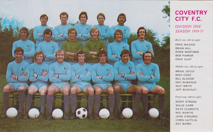 144 Best Coventry City FC