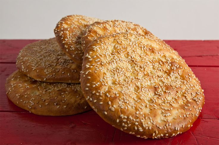 Nan-e Shirin (Persian sweet bread) from Hot Bread Kitchen.