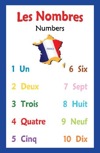 French Language School Poster