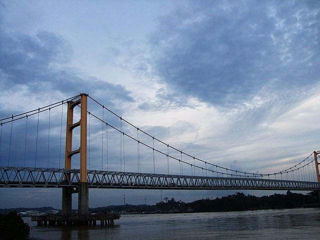 Jembatan Mahakam ulu Samarinda