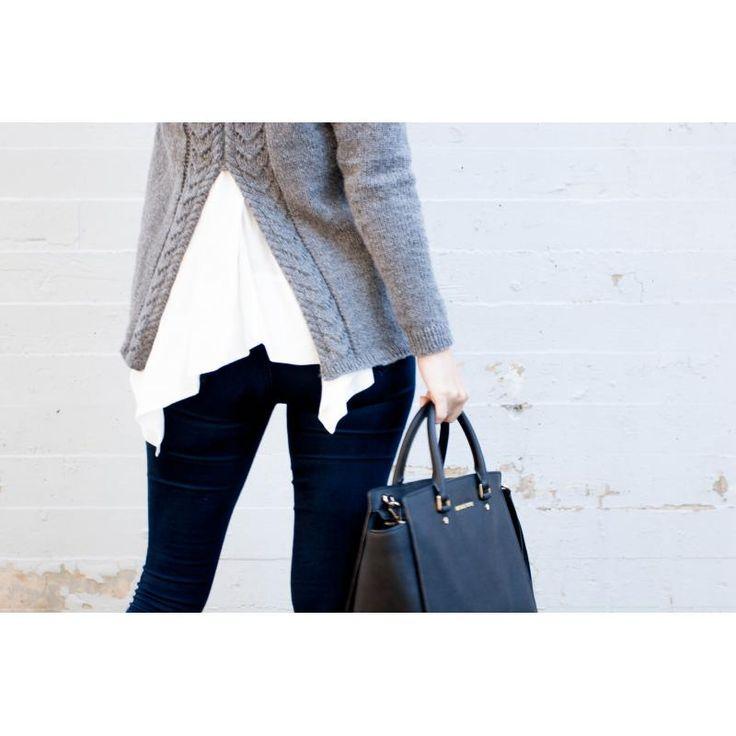 Nona sweater - Marianne Bjerkman kan købes her. Klar til levering