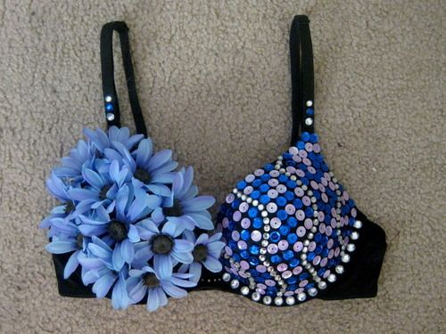 bra for edc?! With daisies of course!