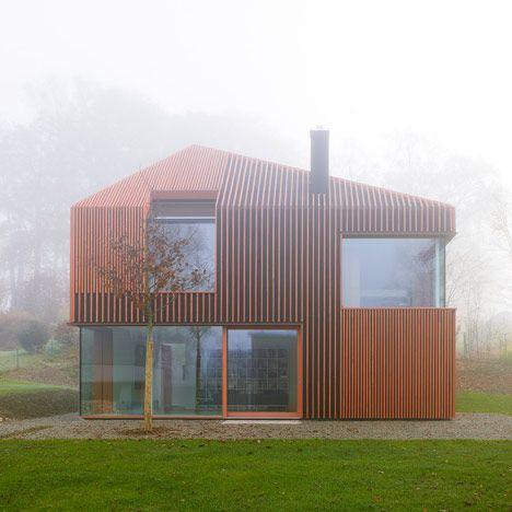 house 11x11. Titus Bernhard Architekten