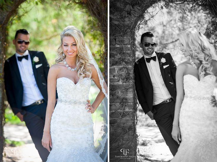 Gairloch Gardens Wedding Photos Melissa and John Le Dome Oakville Wedding | Gariloch Gardens
